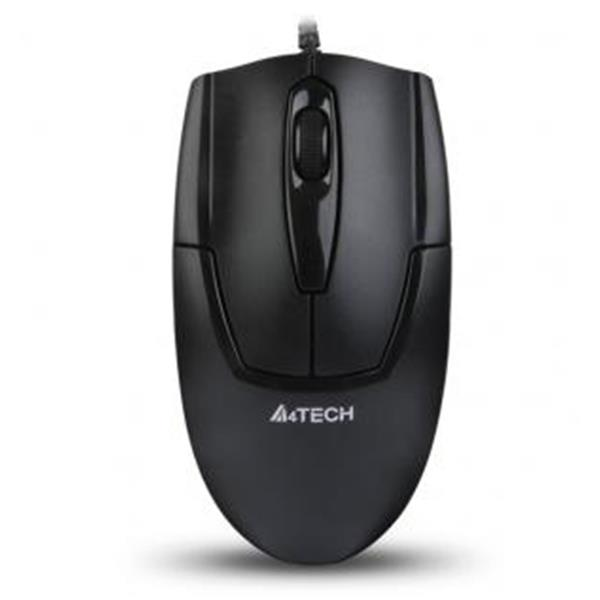 MOUSE A4TECH OPTICAL OP-540NU BLACK USB ,Mouse