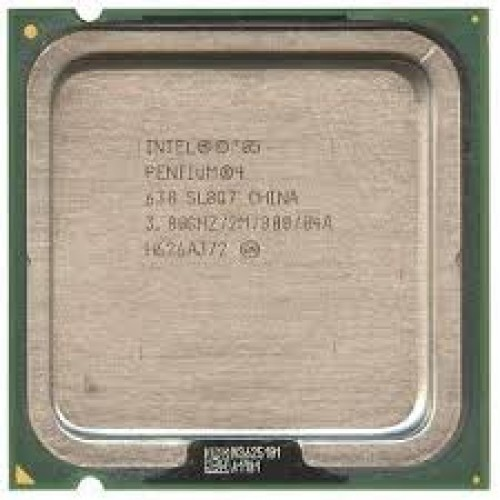 CPU INTEL P4 3GHZ 64BIT PC800 775 2M CACHE TRAY ,Desktop CPU