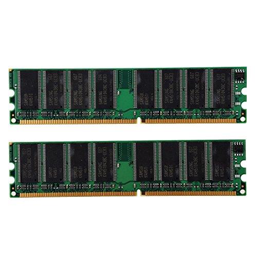 DDR 1GB PC400 ZEPPELIN BOX ,Desktop RAM