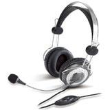 HEADSET GENIUS HS-M04SU ,Headphones & Mics
