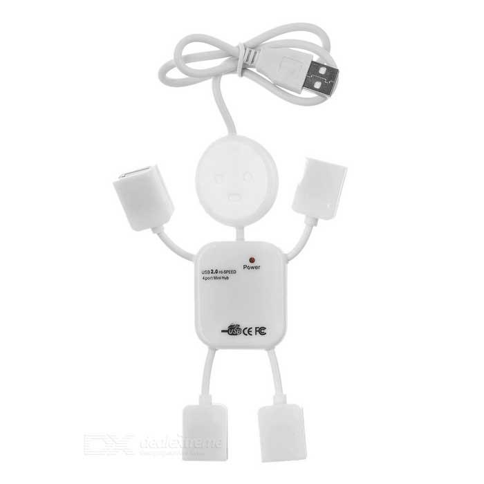 HUB MAN 4PORT USB2.0 41 ,Other Acc