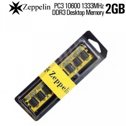 DDR3 2GB PC1333 ZEPPELIN BOX FOR PC ,Desktop RAM