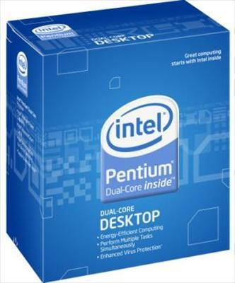 CPU INTEL PENTIUM G630 2 X 2.7GHZ 3M SOK1155  BOX ,Desktop CPU