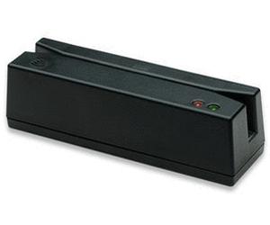 MAGNETIC STRIP CARD READER MANHATTAN USB 460255 قارئ بطاقات ممغنطة ,POS
