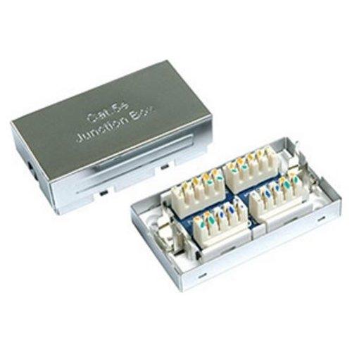 تطويلة كبل شبكة داخلية JUNCTION BOX INTELLINET 512114 ,Network Accessories