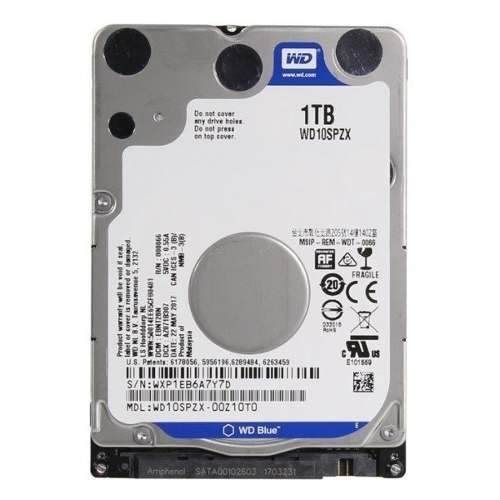HD 1 TERA WD SATA FOR NOTEBOOK 5400RPM ,Laptop HDD