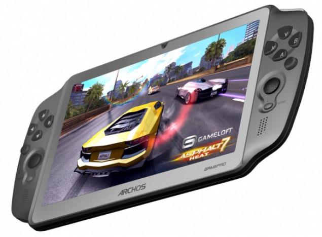 TABLET PC ARCHOS 7.0 DUAL CORE 1.6GHz 1GB 8GB WEBCAM+HDMI+JOYPAD+BAG GAMEPAD ,Display 7 Inch