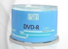 CD BLANK DVD-R ARITA 4.7GB 16X بدون علبة ,Blank CD & DVD