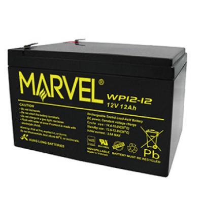 BATTERY FOR UPS 12V/12A MARVEL ,Batteries
