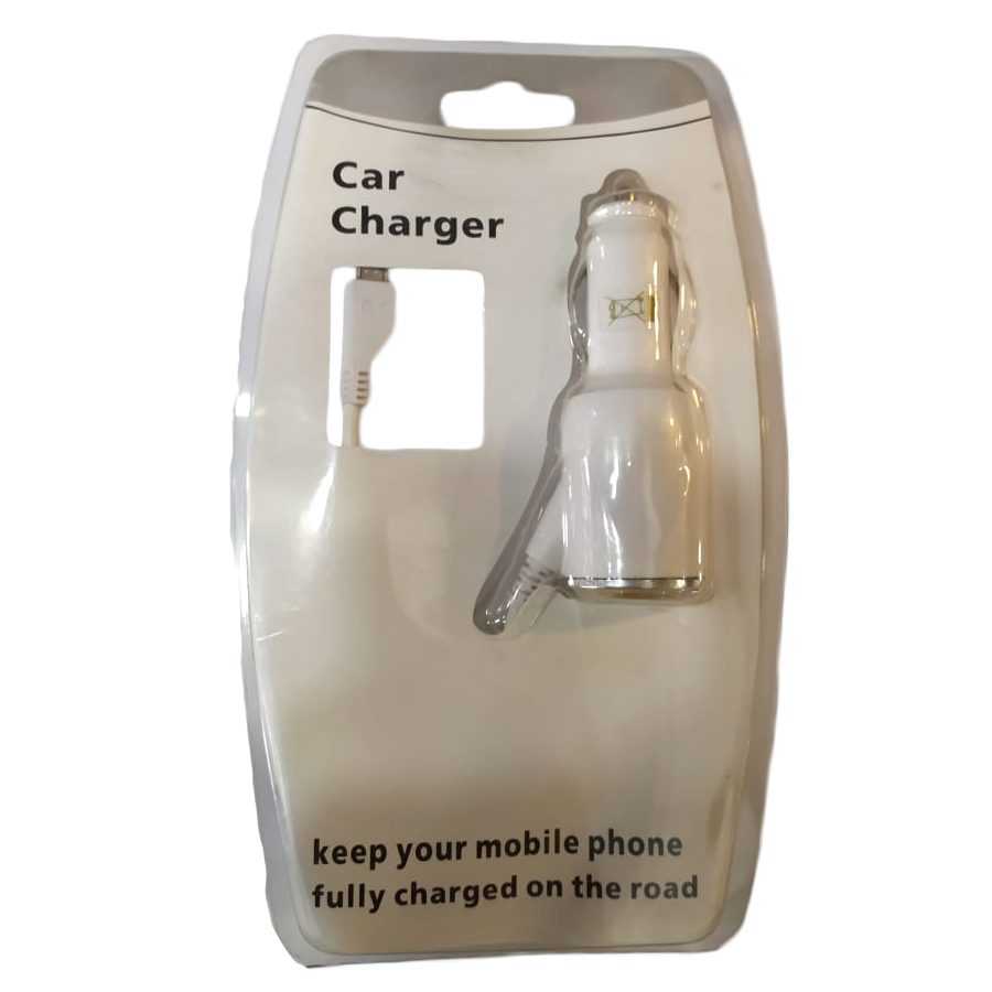 CAR CHARGER FOR USB SMARTPHONE OR TABLET  5V-2A  شاحن  سيارة ,Smartphones & Tab Chargers