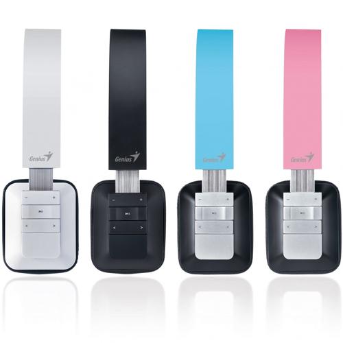 HEADSET GENIUS BLUETOOTH SLIM GREAT FOR MUSIC AND SMART PHONE HS-920BT BLACK ,Headphones & Mics