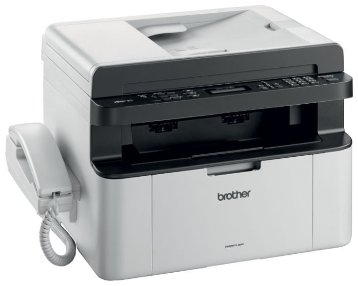 PRINTER MULTIFUNCTION LASER BROTHER MFC-1815 WITH FAX ,Multifunction