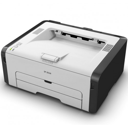 PRINTER  RICOH  LASER BLACK SP201N ,Laser Printer