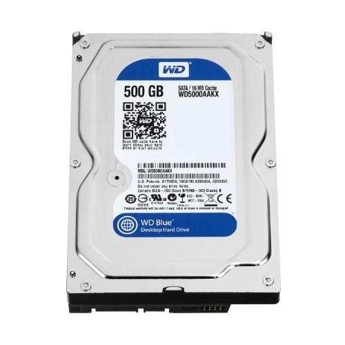 HD 500GB WD  SATA3 16MB مستعمل ,Other Used Items