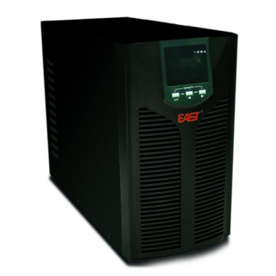 UPS 3000VA /2700W EAST ON LINE BLACK ,UPS