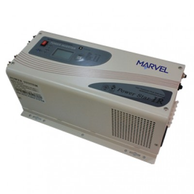 INVERTER MARVEL 5000W/CHARGER 40A/48 EP50-WHITE ,Inverters
