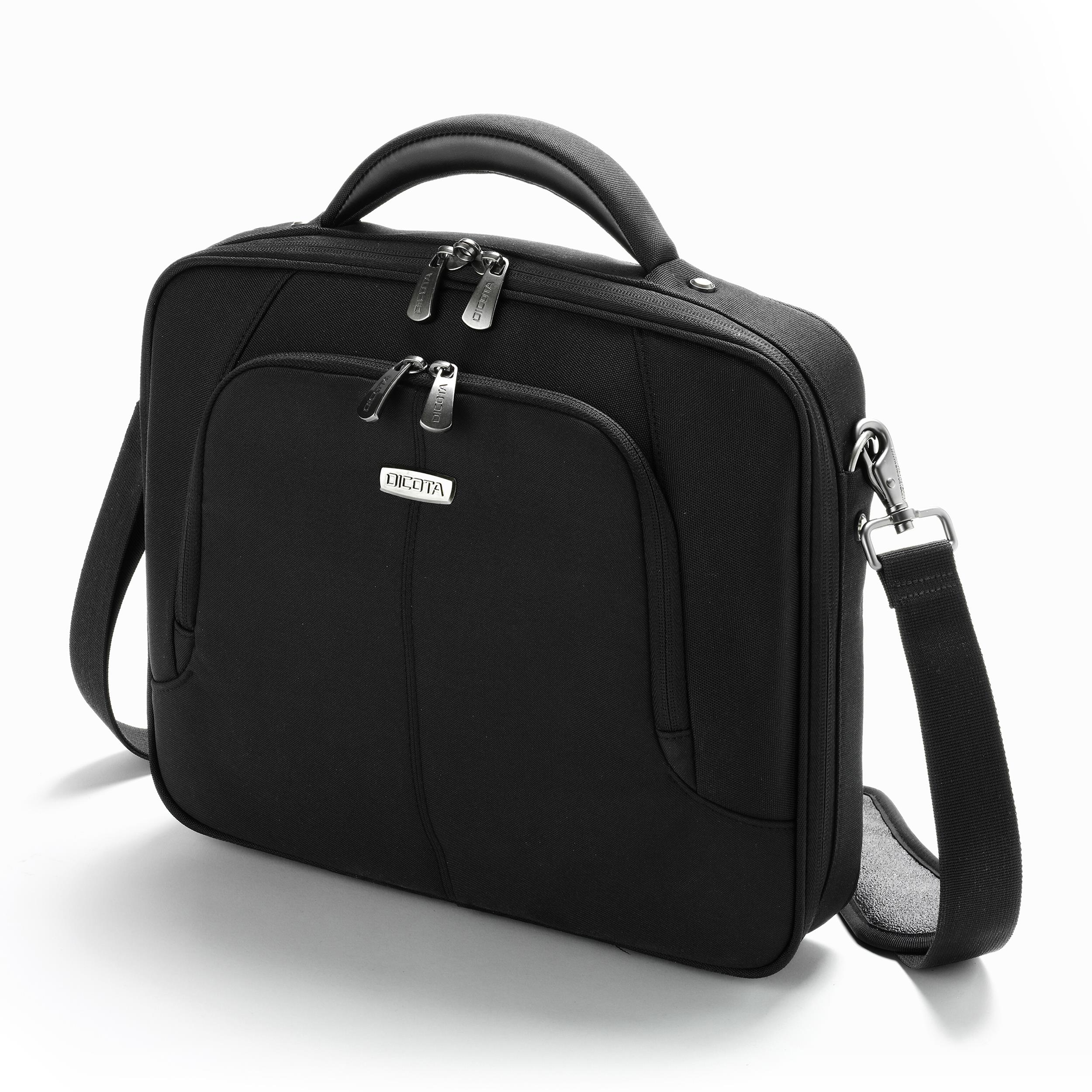 NOTEBOOK BAG DICOTA MULTI START ORIGINAL  15.0 UP TO 15.6 - BLACK قماش CLOTH ,Laptop Bag