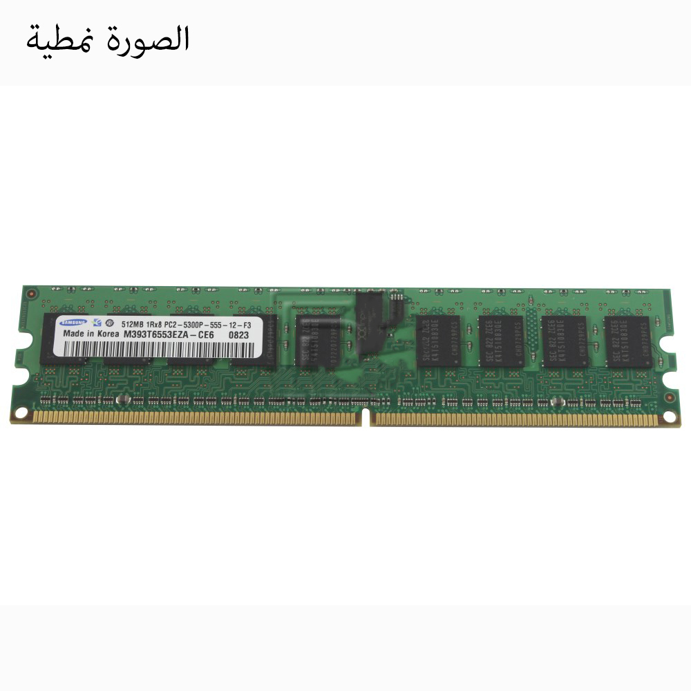 DDR2 512MB PC667 PH مستعمل ,Other Used Items
