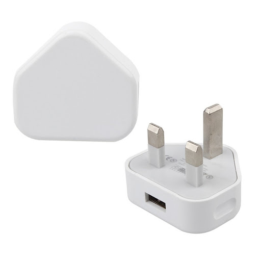 ADAPTER CHARGER ORIGINAL FOR IPHONE & IPAD -  3G/3GS/4G/4S/5/5S/6/6S/6S PLUS  راسيه شحن اصلية للايفون و ايباد ,Smartphones & Tab Chargers