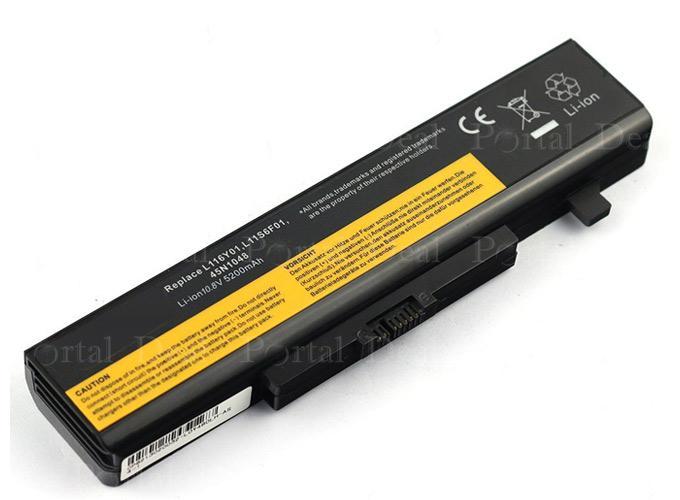 BATTERY FOR NOTEBOOK OVER LENOVOY480 COPY ,Laptop Battery