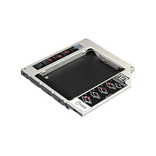 SECOND HARD CADDY SATA TO SATA SLIM FOR NOTEBOOK تحويلة من سواقة لهارد ,Laptop Accessories