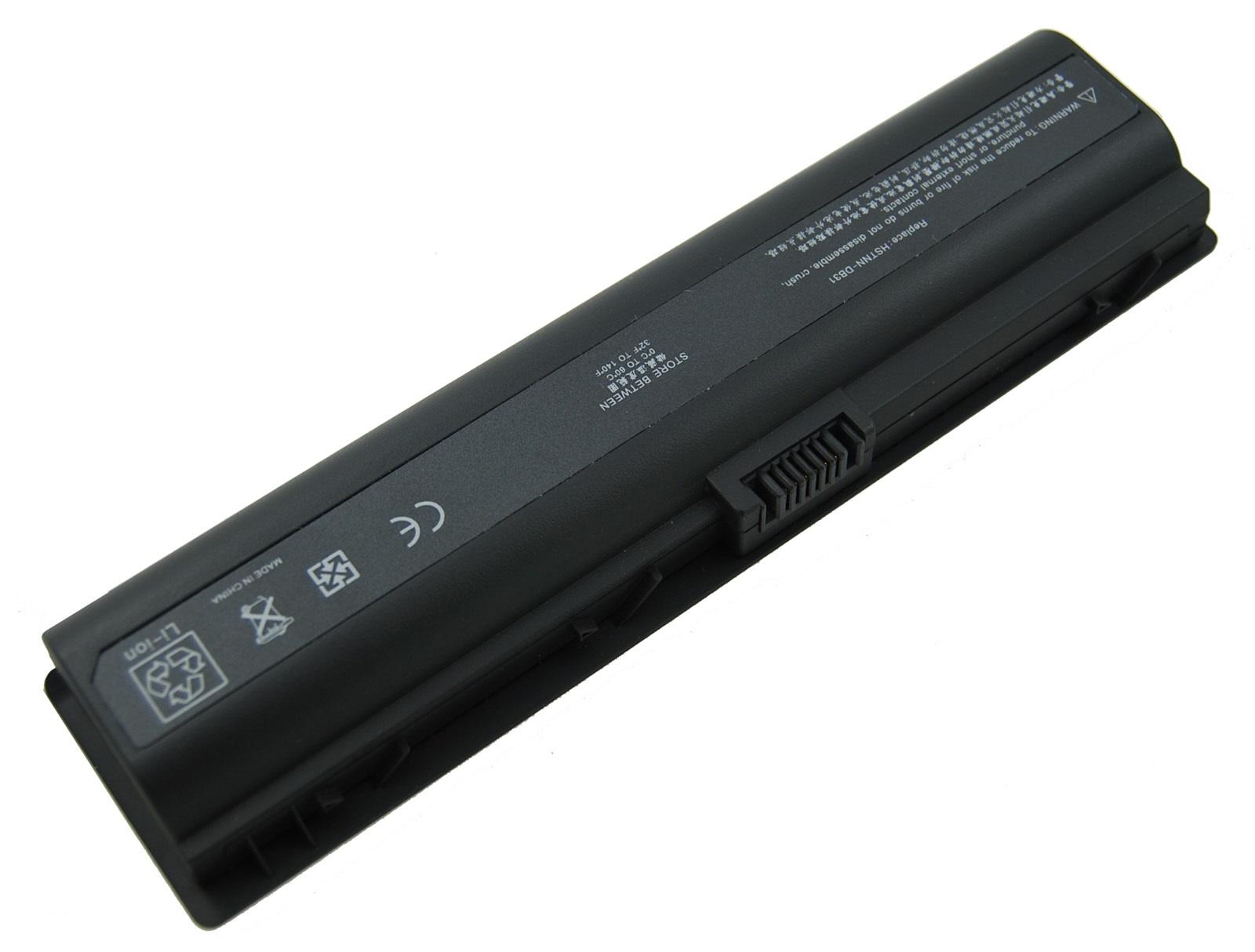 BATTERY FOR NOTEBOOK HP DV6000 DV2000 HSTNN-DB42 M&M COPY ,Laptop Battery