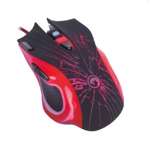MOUSE MEETION GAMING OPTICAL BLACK M930 USB ,Mouse