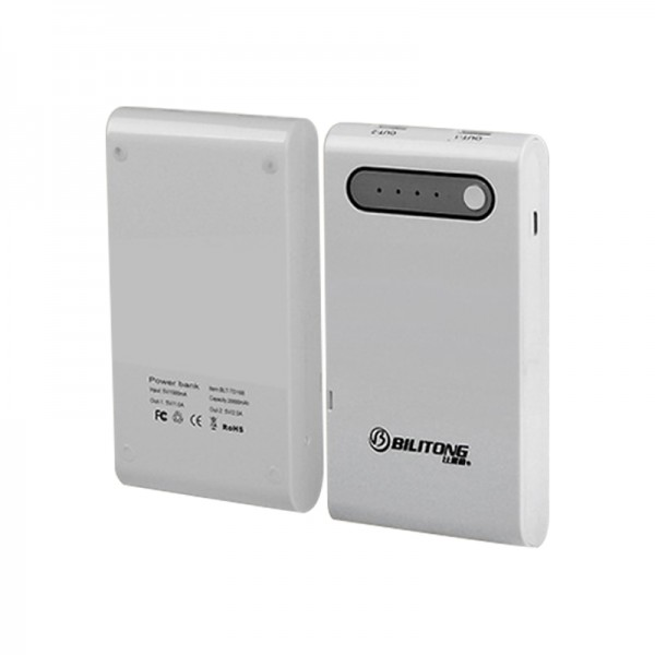 EXTERNAL BATTERY M&M 20000MAH FOR SMART DEVICES POWER BANK COLOR Y031 بطارية شحن ,Smartphones & Tab Power Banks