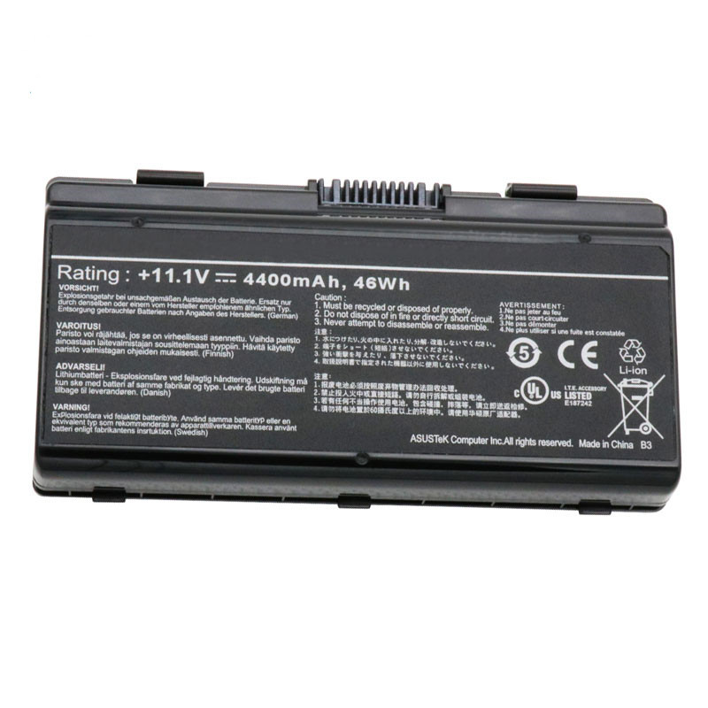 BATTERY FOR NOTEBOOK ASUS M&M A32-X51, Laptop Battery