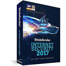 Bitdefender Internet Security 2017 - 12 Months Card 3Users ,BitDefender