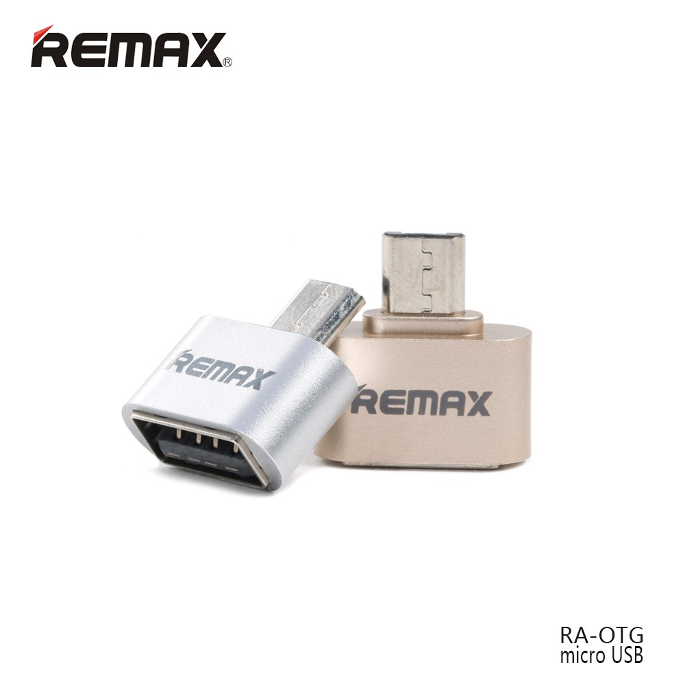 MINI OTG ADAPTER REMAX FOR TABLET PC & MOBILE RA-OTG ,Other Smartphone Acc
