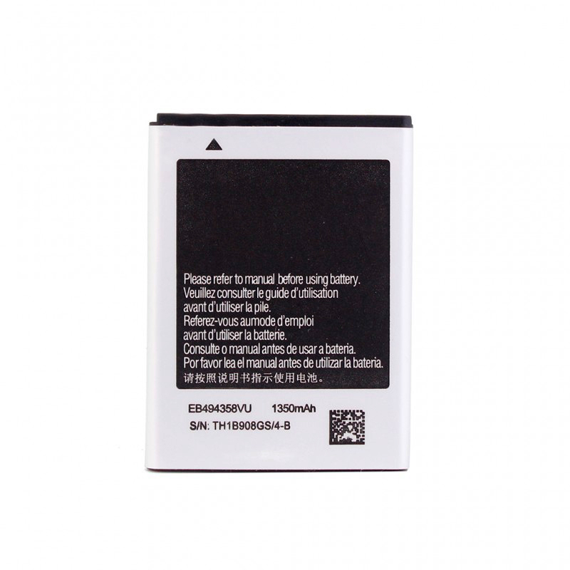 MOBILE BATTERY ORIGINAL HIGH QUALITY FOR MOBILE SAMSUNG GALAXY S5830 + 6810 + 1350mAh ,Smartphones & Tab Batteries