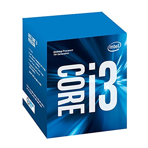 CPU INTEL CORE i3  7100TH GEN 3.9GHz 3MB CACHE SOK1151 TRAY WITH FAN ,Desktop CPU
