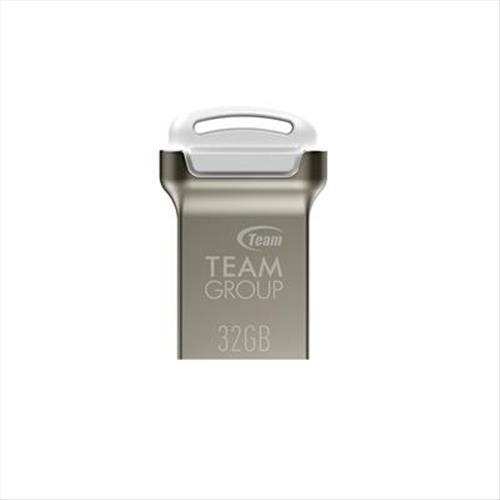 RAM USB 32GB TEAM C161 METAL معدنية ,Flash Memory