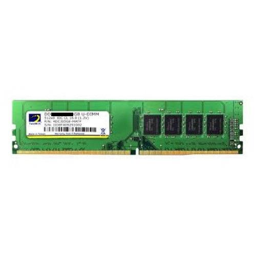 DDR4 4GB PC2400 TWINMOS BOX FOR PC ,Desktop RAM