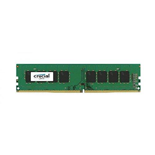 DDR4 4G PC2400 CRUCIAL UDIMM 1.2V CL17 BOX FOR PC ,Desktop RAM