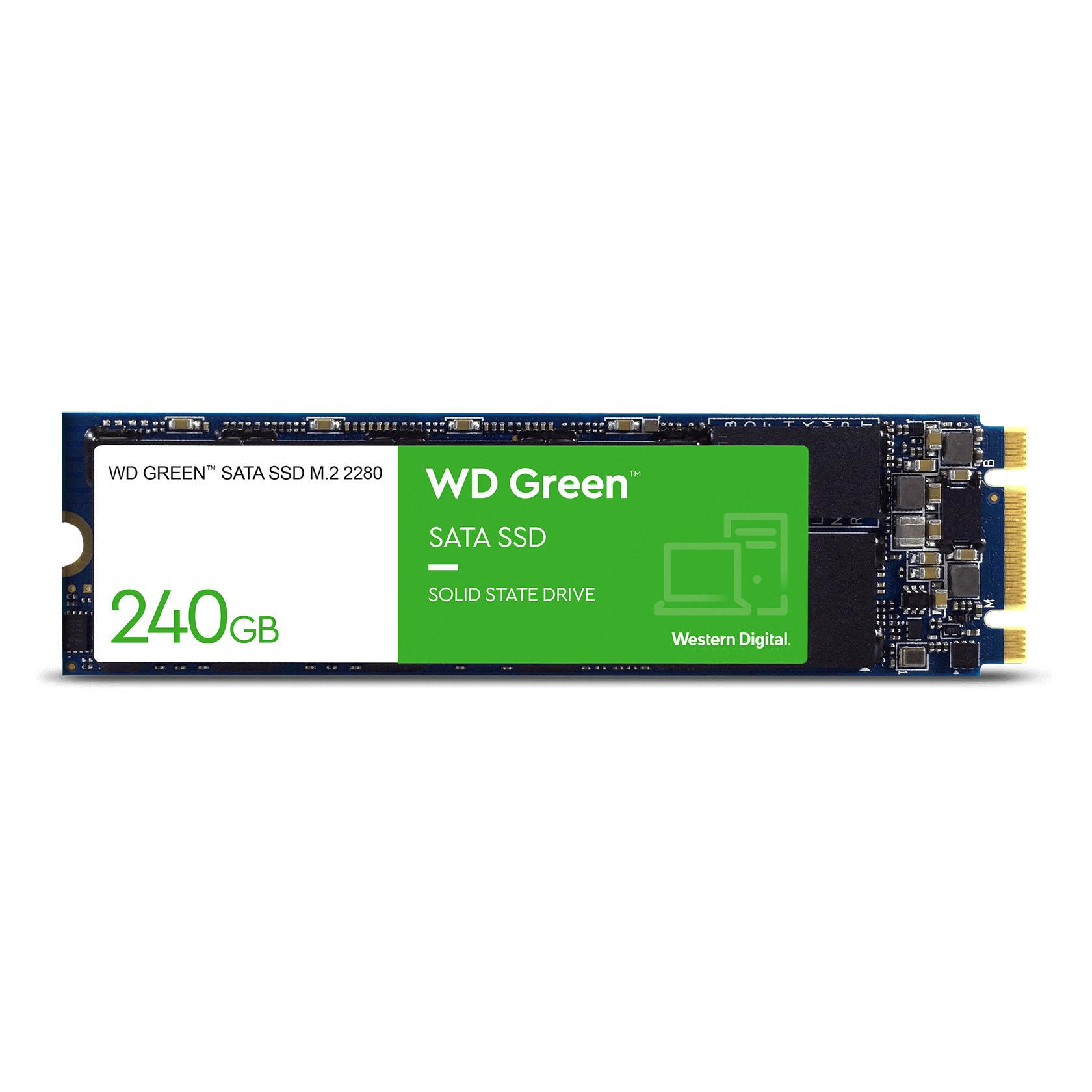 HDD SSD WD 240GB  SATA SSD M.2 GREEN 240G ,SSD HDD