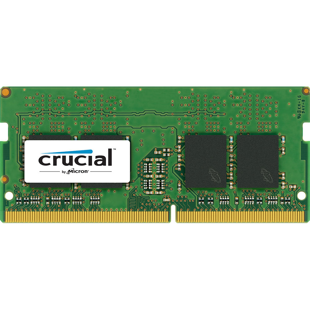 DDR4 8G PC 2400 CRUCIAL FOR NOTBOOK BOX ,Laptop RAM