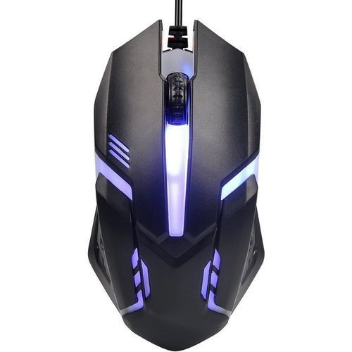 MOUSE FOREV GAMING OPTICAL FV-56 1200 DPI مضيئه ,Mouse