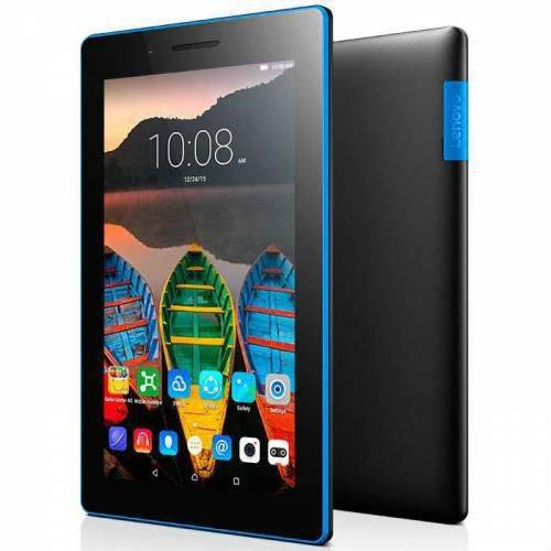 TABLET PC LENOVO 7.0 QUAD CORE 1.3GHz 1GB 16GB SIM SLOT - TAB4 ESSENTIAL - TB-7304I  - BLACK معرف على الشبكة ,Display 7 Inch