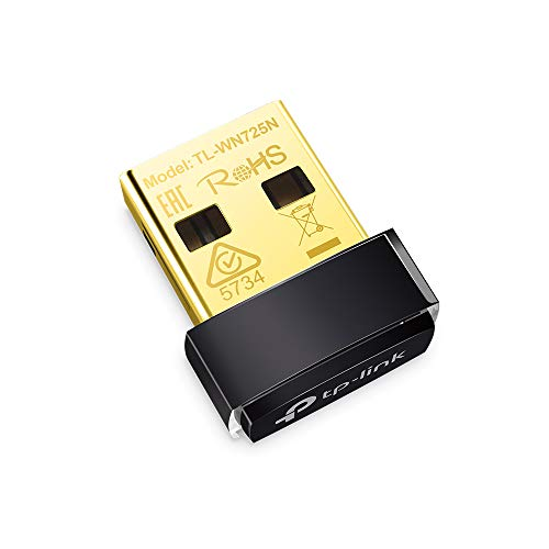 CARD LAN TL-WN725N TP-LINK  WIRELESS-N MINI USB2.0 150N ,Wirless & Switch