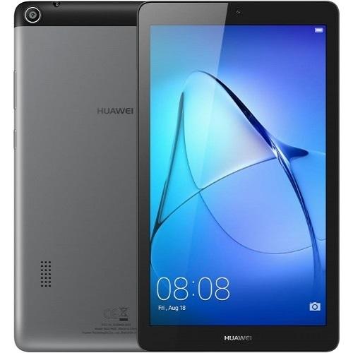 TABLET PC HUAWEI 7.0 QUAD CORE 1.3GHz 1GB 16GB SIM SLOT+BT MEDIAPAD T3 7.0 - SPACE GRAY & FLIP COVER ORGINAL ,Display 7 Inch