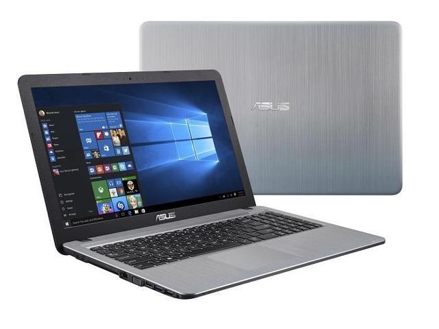 NOTEBOOK ASUS K540UB-GQ1075 I7 8550U 1.8GHZ UP-TO 4GHZ 8M 12G DDR4 1T VGA NVIDIA 110MX 2G DDR5 15.6 SILVER بدون ملحقات ,Laptop Pc