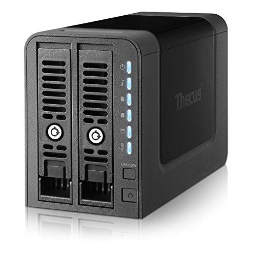 NETWORK STORAGE 2BAY SATA+ LAN+USB THECUS N2350 ,NAS HDD