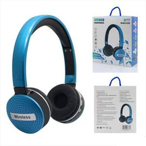 HEADPHONE BLUETOOTH SAMSUNG B77 - COLOR ,Smartphones & Tab Headsets