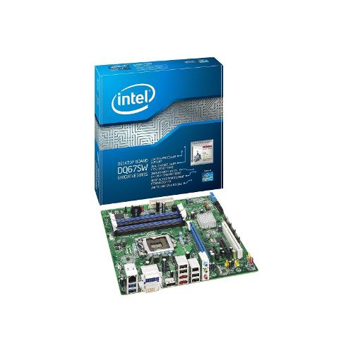 MB INTELL I7 INTEL BOARD DQ67SW Q67 SOK1155 DDR3  H61MHB+ CPU G630  2 X 2.7GHZ - 3M ,Other Used Items
