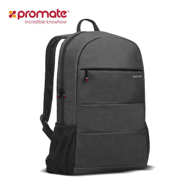 NOTEBOOK BAG PROMATE ALPHA-BP COLOR 15.6 ظهر ,Laptop Bag