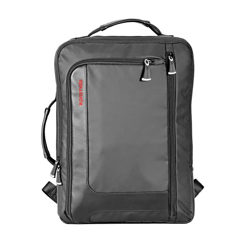 NOTEBOOK BAG PROMATE QUEST-BP COLOR 15.6 حقيبة ظهر+كتف ,Laptop Bag