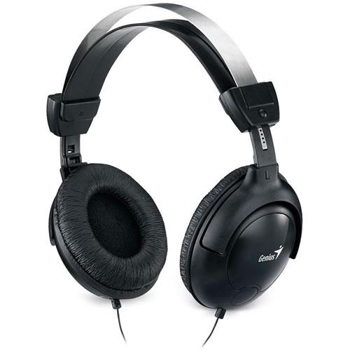 HEADSET GENIUS HS-M505X SINGLE PIN ,Headphones & Mics