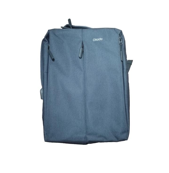 NOTEBOOK BAG OKADE S45 15.6 COLOR صوت+USB ظهر+تطويلة ,Laptop Bag